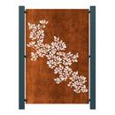 Decorative Garden Screens - Corten Steel
