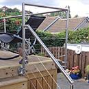 Rotherham Decking Balustrade