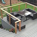 Pinner Deck Balustrade