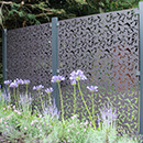 Aluminium Decorative Garden Screen Kits