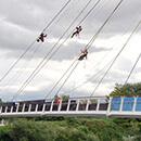 Diglis Foot Bridge Balustrade