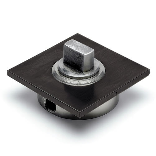 Door Pivot - Floor Spindle - Anthracite Black
