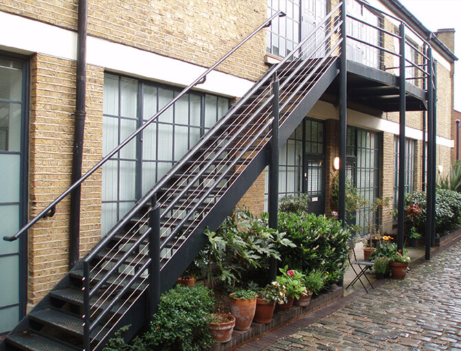 East London Balustrade