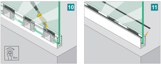 Top Mount Easy Glass Prime Balustrade Installation Advice