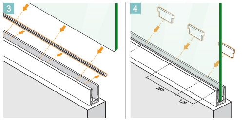 Easy Glass Up Installation 3-4