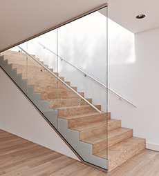 Easy Glass Wall - Floor to Ceiling Glass Walls