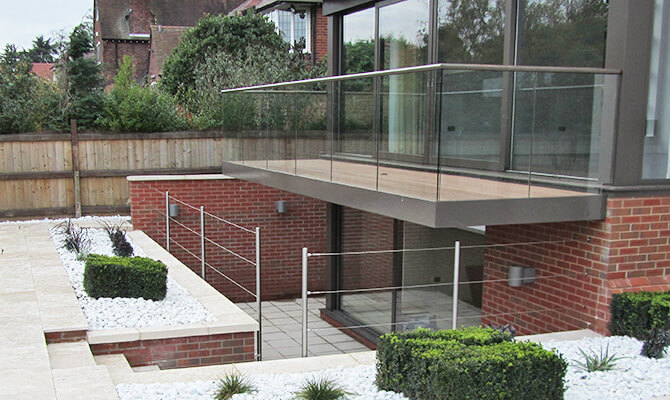 S3i Balustrade Installation