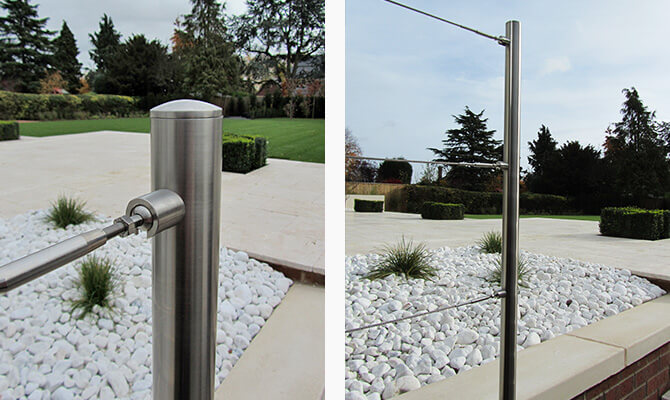 Exterior Grade Stainless Steel