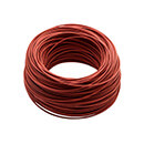 Electrical Cable - Red - 12V, 24V - 100 Metres