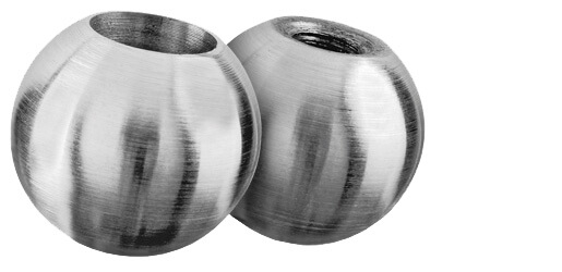 Stainless steel Decorative End Balls