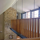 Ebenezer Cottage - Balustrade Wire