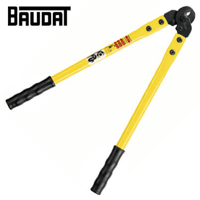 Baudat Ratchet Wire Rope Cutter 8mm
