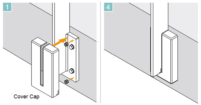 Fascia Baluster Post - Installation Advice - Steps 3-4