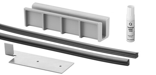 Tools and Fixings for Easy Glass Hybrid Balustrade