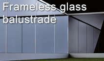 See our huge range of frameless glass balustrade systems