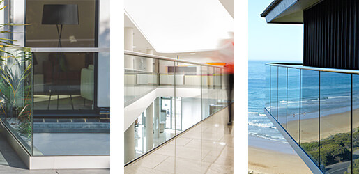 Frameless Pro Glass Balustrade System