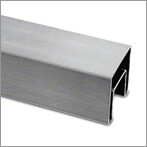 Square Profile Stainless Steel Handrail