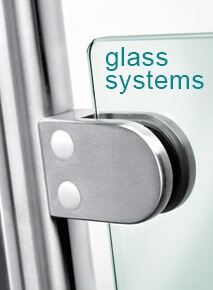 See our huge range of glass balustrade fittings