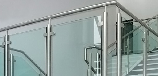 Glass Balustrade System