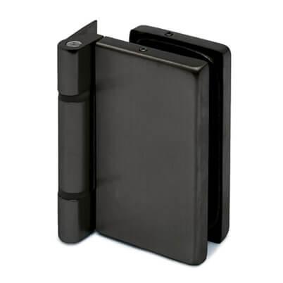 Cam Kapı Menteşesi - Dikdörtgen - 8mm ila 10mm Cam