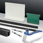 Fixings And Tools For Glass Channel Balustrade