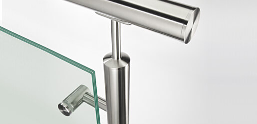 Stainless Steel Glass Balustrade Spiders