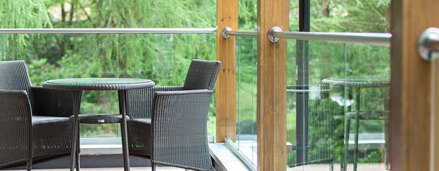 Glass Balustrade