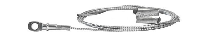 Gripple Express and Wire Rope Eyelet