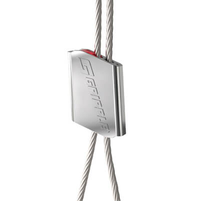 Gripple Stainless Steel Hanger - Wire Rope Loop