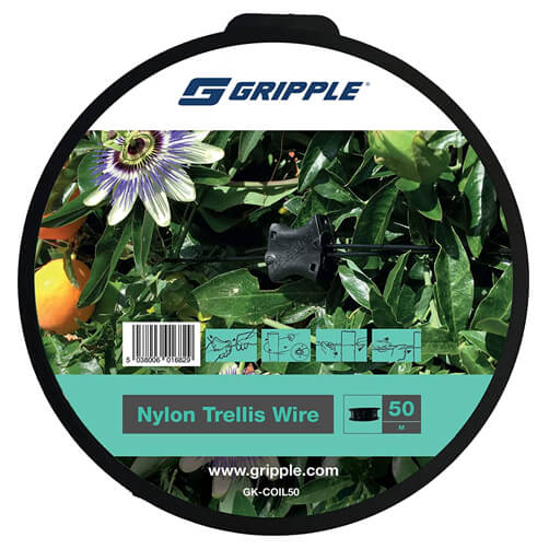 Gripple Trellis Wire - Nylon