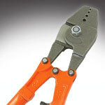 Hand Splicing Tool For Crimping Ferrules