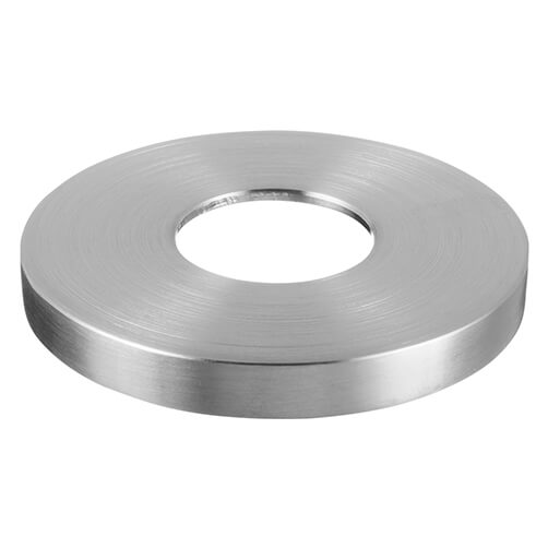 Cover Cap for Flush Fix Handrail Bracket - Stainless Steel