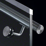 Glass Mount Handrail Bracket