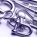 Stainless Steel Hardware, Wire Rope Fittings & Components