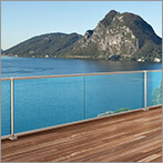Easy Glass Hybrid Balustrade