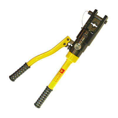 Hydraulic Crimping Pliers - Hand Held