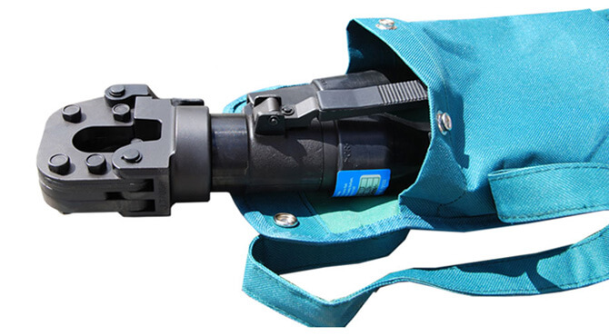 Hydraulic Wire Rope Cutter with Carry Bag