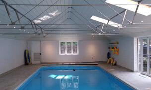 Retrofit Swimming Pool