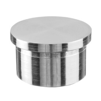 Stainless Steel Flat End Cap