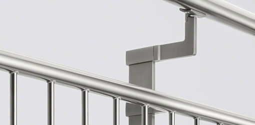 Linear Line Stainless Steel Mounting Adapters