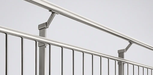 Linear Line Stainless Steel Baluster Posts
