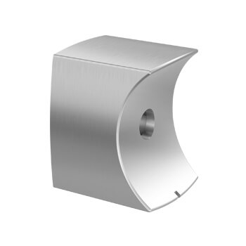 Linear Line Baluster Mounting Adapter - Tube