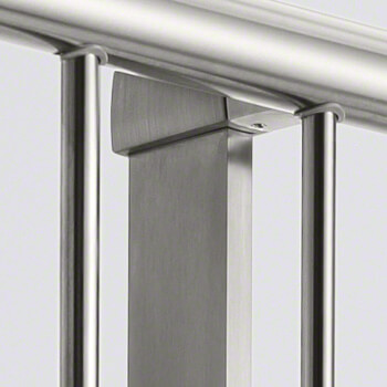 Linear Line Picket Rail Mounting Adapter