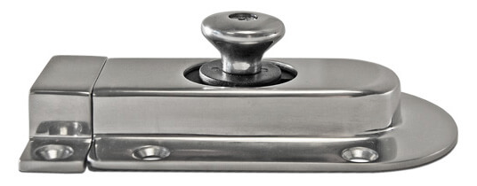 Magnet Slide Latch - 316 Stainless Steel