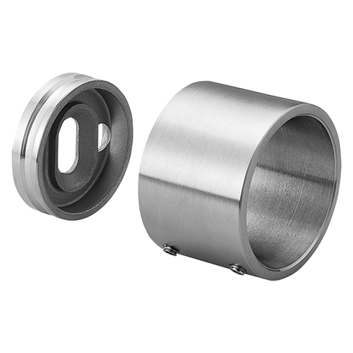 Wall Mount Flange Fixing - Modular Stainless Steel Balustrade