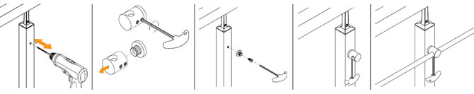 Cross Bar Instructions Flat - Bar