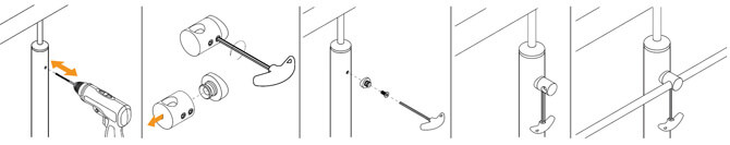 Cross Bar Instructions Tube - Bar