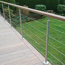 Hertfordshire Deck Balustrade