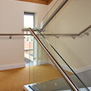 Nottingham School Balustrade