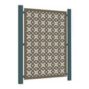 RHS Parterre Garden Screen - Aluminium